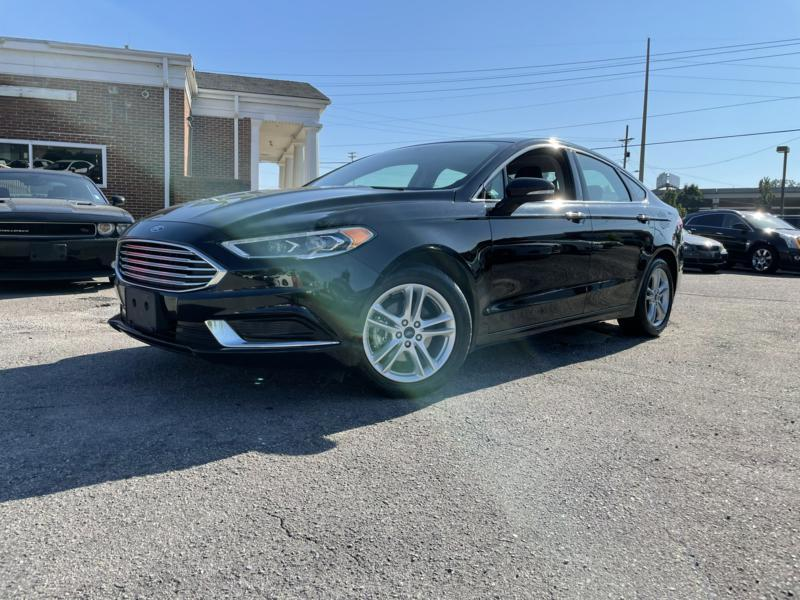 2018 FORD FUSION – 106110