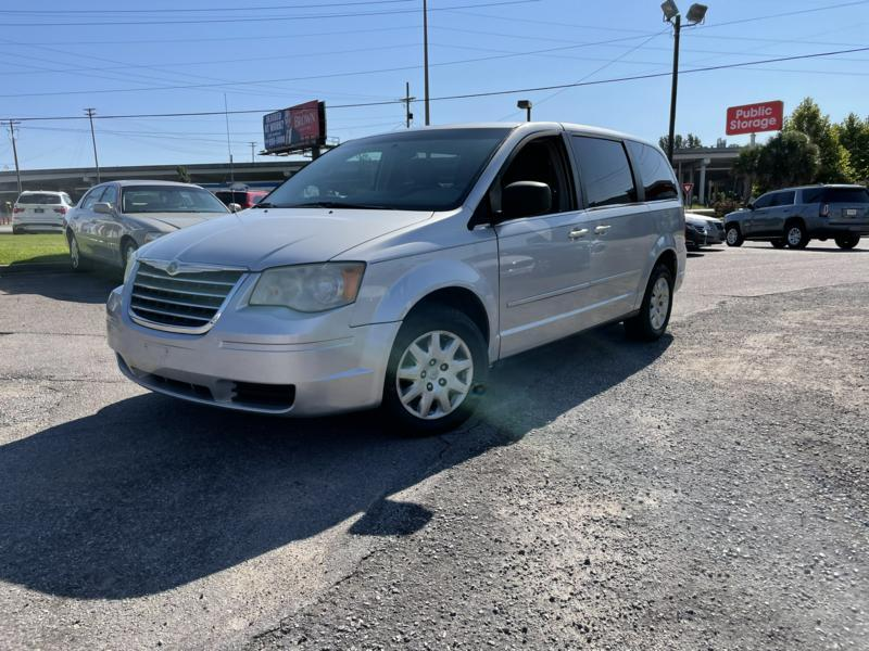 2010 CHRYSLER TOWN & COUNTRY – 214487
