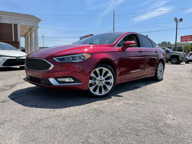 2017 FORD FUSION – 364266